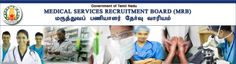 MRB Tamil Nadu 2016: 1234 Lab Technician Posts