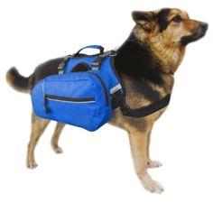 PetMetro Adjustable Dog Saddlebag Backpack  Price : $17.95 - $25.95 http://www.metrofulfillmenthouse.com/PetMetro-Adjustable-Dog-Saddlebag-Backpack/dp/B00GP2C2BM