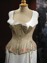 The Victorian Needle: Civil War Maternity Corsets and Wrappers