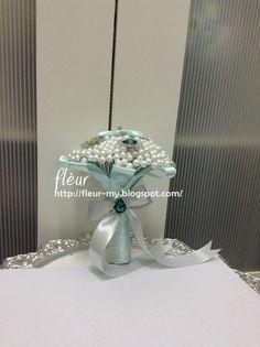 Fleur's Pearl Bouquet