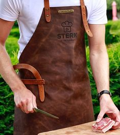 Cleaning And Maintaining Your Stalwart Crafts Leather Apron
