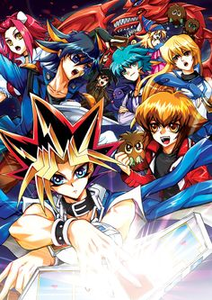 Original Yugioh for the win