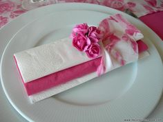 decorar con servilletas on pinterest napkin folding