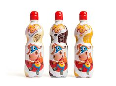 Moo Goo Syrups on Packaging of the World - Creative Package Design Gallery