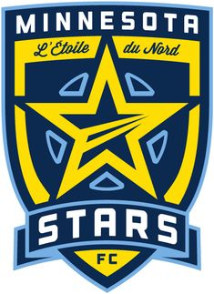 Old MN Stars logo. Looks pretty similar to the Coopers logo!