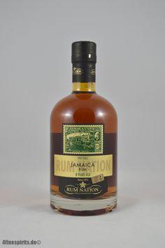 Rum Nation Jamaica 8 Jahre Sherry Finish 50% 0,7l Tolle Geschenke mit Rum gibt es bei http://www.dona-glassy.de/Geschenke-mit-Rum:::22.html