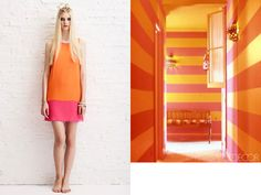 Erin Fetherston Resort 2013 and Elle Decor