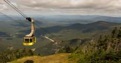 Cannon Mountain Aerial Tramway | Franconia Notch State Park, NH