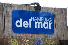Hamburg del Mar Urban Beaches, Signs, Shop Signs, Sign