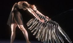 Royal Ballet: Raven Girl. Wayne McGregor's fairytale ballet based on Audrey Niffenegger's graphic novel The Raven Girl,about a postman who falls in love with a raven, and fathers a human daughter with the soul of a bird.