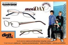 Mensday Eyewear
