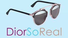 Dior So Real  Sunglasses collection