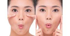ほうれい線のケアをしてもなかなか薄くならないのは、表情筋の土台である「唇」の筋力の弱さが一因とわかりました。ストローで吸うように唇を「ほ」の形で締めるだけで、顔にアイロンをかけたかのようにほうれい線が薄くなります。ほうれい線は、頬の皮膚や… Face Yoga Exercises, Natural Beauty Tips, Facial Care, Health Diet, Health And Beauty, I Am Awesome, Beauty Hacks, Hair Beauty, Skin Care