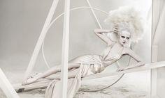 Sarah Laird & Good Company — Ruven Afanador — Fashion