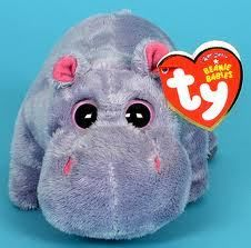 Ty Beanie Babies Tumba the Hippo 42050 Ty Boos c822258741e4