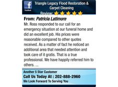 Mr. Ross responded to our call for an emergency situation at our funeral home and did an...