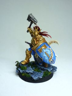 5-Top-Quality-Painted-Warhammer-Age-of-Sigmar-Stormcast-Eternal-Liberators