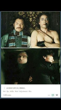 Holmes and Watson, Sherlock and John. I love how John is jn army mode not taking up any space straight as a line and Sherlock just wants someone to lean on and almost in his thinking position Funny Sherlock, Sherlock Holmes Bbc, Sherlock Fandom, Sherlock Quotes, Sherlock John, Watson Sherlock, Jim Moriarty, Martin Freeman, Benedict Cumberbatch