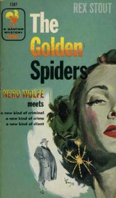 Bantam - The Golden Spiders - Rex Stout