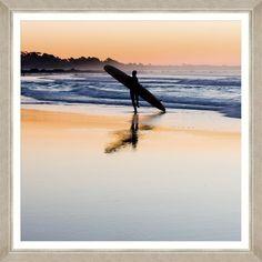 Tablou Framed Art California Surfin #homedecor #interiordesing #inspiration #surf #decoration #design Surf Decor, Interior Desing, Framed Art, Surfing, California, Abstract, Decoration, Beach, Water