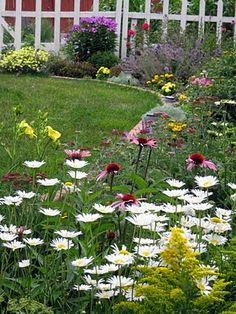 Beyond Beautiful Flowerbeds