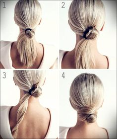Hairstyles for Long Hair: easy ideas and fast!