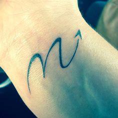 Scorpio tattoo