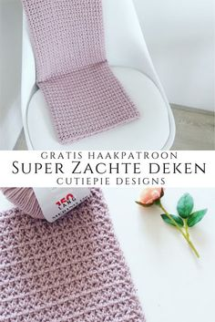 Baby Blanket Crochet, Crochet Baby, Knit Crochet, Crochet Blankets, Baby Born Kleidung, Diy Kleidung Upcycling, Crochet Stitches, Crochet Patterns, Drops Design