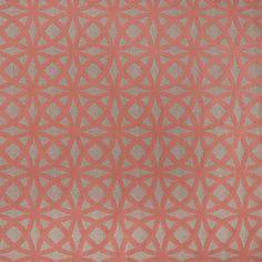 Hertex Fabrics - Bangles Coral Hertex Fabrics, Grid Design, Fabulous Fabrics, Scatter Cushions, French Decor, Furniture Decor, Frost, Outdoor Chairs, Kitchen Design