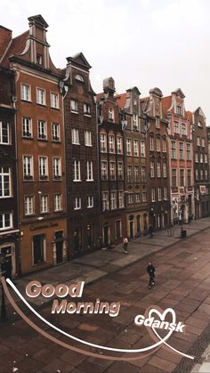 My story idea, Gdansk Story Ideas, Good Morning, Building, Inspiration, Beautiful, Buen Dia, Biblical Inspiration, Bonjour, Buildings