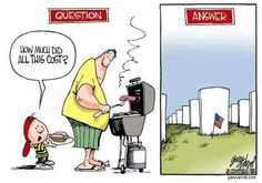 Sunday Funnies - Thank a veteran!