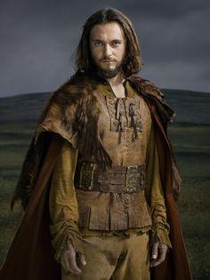 "Vikings S2 George Blagden as ""Athelstan"""