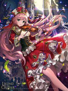 Legend of the cryptids]바이올린 프리스트 : 네이버 블로그
