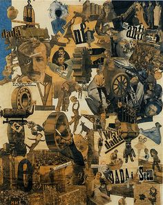 Hannah Höch - Cut with the Kitchen Knife