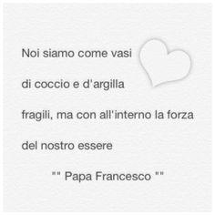 Grazie ,Papa Francesco !!