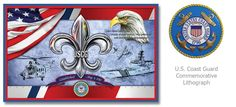 United States Coast Guard Commemorative Lithograph #uscg  Check Facebook and www.huntstudio.com for special promotions
