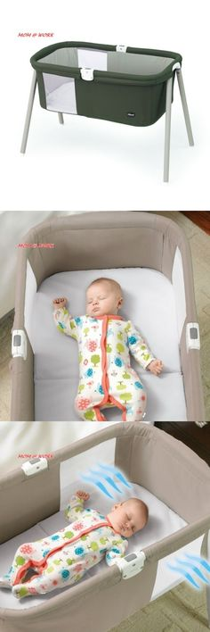 Baby Co-Sleepers 121152: Chicco Lullago Travel Crib, Chestnut -> BUY IT NOW ONLY: $180.59 on eBay!