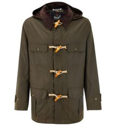 Barbour what?