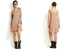 silk grunge dress - Google Search