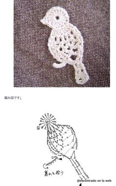 Single crochet patterns and designs