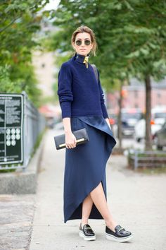 Having a warm December? Handle the temperature with some NYFW outfit inspo.