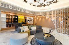 38/F-39/F Mandarin Oriental Apartments by PplusP Designers » CONTEMPORIST