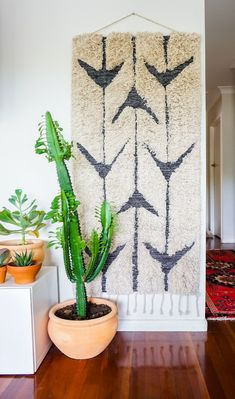 Add an eclectic feature to your living spaces with our woven wall hangings! Measuring x these large textural hangings will most definitely add personality and warmth to your home. Fabric Wall Decor, Woven Wall Hanging, Affordable Art, Wall Hangings, Living Spaces, Personality, Curtains, Texture, Wall Art