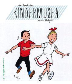 Coole musea voor kinderen in Vlaanderen België - Moodkids www.moodkids.com