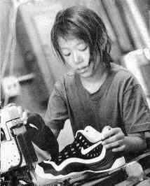 sweat shops nike | Women in Slavery: Nike's Sweatshops - The Feminist eZine