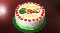 L'Shanah Tovah Jewish New Year Cake