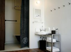Remodelista: Steal this look - Ace hotel bathroom