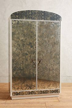 Fontaine Mirrored Armoire