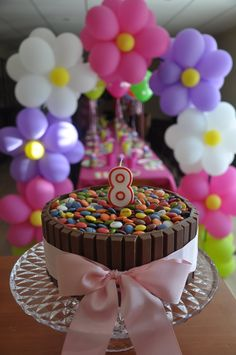 Decoraci n globos on pinterest fiestas balloons and - Decoraciones con globos ...