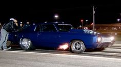 Street Outlaws.